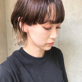 ヘアアレンジ 簡単ヘアアレンジ モード エフォートレス ヘアスタイルや髪型の写真・画像