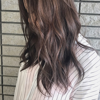 秋 モーブ 冬 外国人風カラー ヘアスタイルや髪型の写真・画像 ヘアスタイルや髪型の写真・画像
