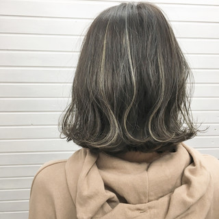 グラデーションカラー アンニュイほつれヘア ヘアアレンジ ストリート ヘアスタイルや髪型の写真・画像 ヘアスタイルや髪型の写真・画像