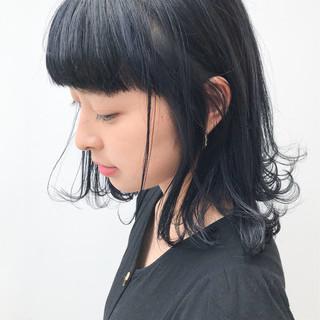 黒髪 大人かわいい アンニュイほつれヘア オフィス ヘアスタイルや髪型の写真・画像