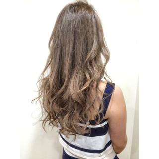 外国人風 ストリート 渋谷系 ロング ヘアスタイルや髪型の写真・画像