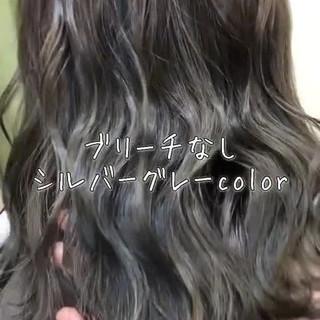 外国人風カラー ナチュラル 外国人風フェミニン セミロング ヘアスタイルや髪型の写真・画像 ヘアスタイルや髪型の写真・画像