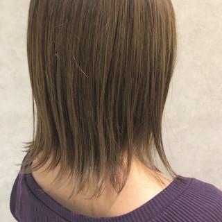 ナチュラル 透明感 ストリート ベージュ ヘアスタイルや髪型の写真・画像 ヘアスタイルや髪型の写真・画像