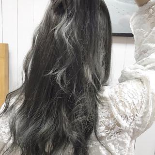 外国人風カラー ナチュラル グラデーションカラー 外国人風 ヘアスタイルや髪型の写真・画像