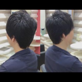メンズヘア ショート メンズショート メンズカット ヘアスタイルや髪型の写真・画像