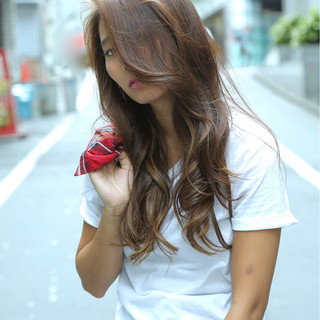 ロング モード ストリート かっこいい ヘアスタイルや髪型の写真・画像