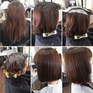 ストカールとは何か|ストレートとカールを一緒に行う髪型とそのやり方