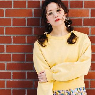 フェミニン 大人女子 簡単ヘアアレンジ ポニーテールアレンジ ヘアスタイルや髪型の写真・画像