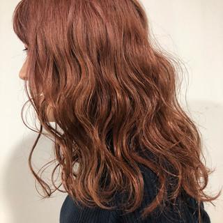 外国人風カラー ミディアム ピンク スポーツ ヘアスタイルや髪型の写真・画像 ヘアスタイルや髪型の写真・画像
