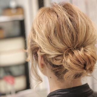 外国人風 大人女子 こなれ感 ミディアム ヘアスタイルや髪型の写真・画像
