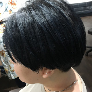 ブリーチオンカラー ブリーチカラー ストリート カラートリートメント ヘアスタイルや髪型の写真・画像