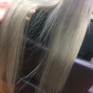 ガーリー ロング ハイトーン エクステ ヘアスタイルや髪型の写真・画像