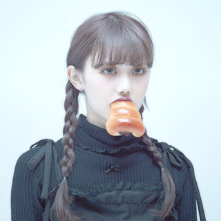 大人女子 冬 ロング グラデーションカラー ヘアスタイルや髪型の写真・画像 ヘアスタイルや髪型の写真・画像