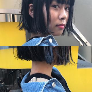 ニュアンス こなれ感 小顔 色気 ヘアスタイルや髪型の写真・画像