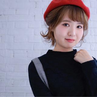 大人女子のベレー帽のかぶり方!おしゃかわで崩れにくいヘアアレンジ集