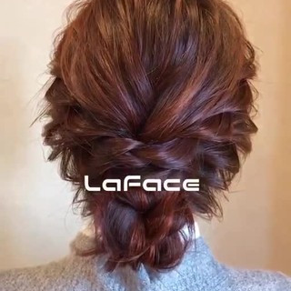 シニヨン 簡単ヘアアレンジ お呼ばれ ヘアアレンジ ヘアスタイルや髪型の写真・画像 ヘアスタイルや髪型の写真・画像