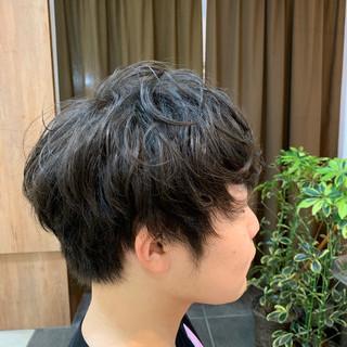 佐々木 空さんのヘアスナップ