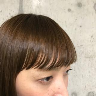 重岡 直樹さんのヘアスナップ