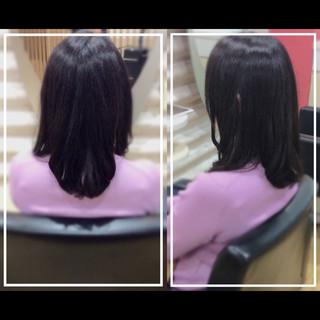 大人ヘアスタイル 髪質改善トリートメント 艶髪 髪質改善 ヘアスタイルや髪型の写真・画像