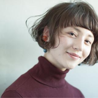 色気 ニュアンス モテ髪 ナチュラル ヘアスタイルや髪型の写真・画像