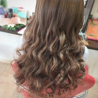 涼しげ 外国人風 大人かわいい ヘアアレンジ ヘアスタイルや髪型の写真・画像