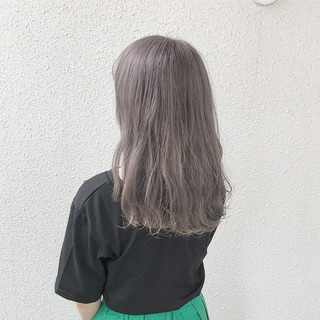 エレガント 外国人風カラー 上品 ダブルカラー ヘアスタイルや髪型の写真・画像 ヘアスタイルや髪型の写真・画像