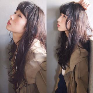 ナチュラル 小顔 ニュアンス パーマ ヘアスタイルや髪型の写真・画像 ヘアスタイルや髪型の写真・画像