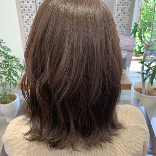 マット ふんわり 巻き髪 可愛い ヘアスタイルや髪型の写真・画像