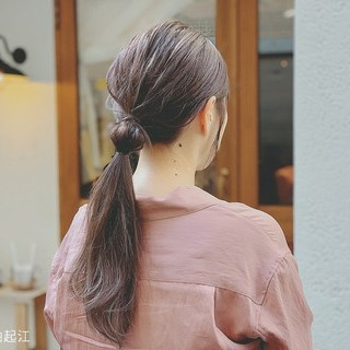 大人かわいい ロング ナチュラル ゆるふわ ヘアスタイルや髪型の写真・画像