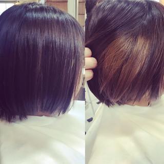 デート インナーカラー ナチュラル ヘアアレンジ ヘアスタイルや髪型の写真・画像 ヘアスタイルや髪型の写真・画像