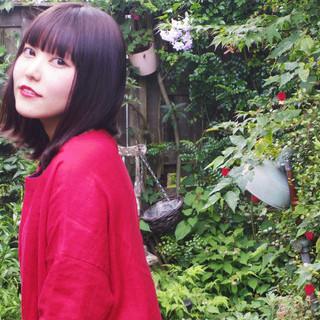 Namika Kitamuraさんのヘアスナップ