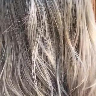 外国人風 エレガント 外国人風カラー 上品 ヘアスタイルや髪型の写真・画像