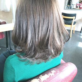 イメチェン 圧倒的透明感 透明感カラー ボブ ヘアスタイルや髪型の写真・画像