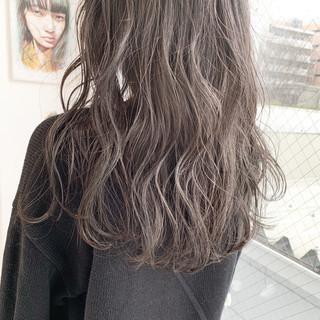 外国人風カラー アンニュイほつれヘア 簡単ヘアアレンジ ナチュラル ヘアスタイルや髪型の写真・画像 ヘアスタイルや髪型の写真・画像