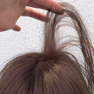 セミロング 抜け感 オシャレ 透け感ヘア ヘアスタイルや髪型の写真・画像