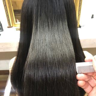 髪質改善トリートメント 縮毛矯正 髪質改善 美髪 ヘアスタイルや髪型の写真・画像 ヘアスタイルや髪型の写真・画像