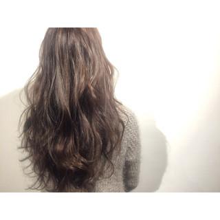 黒髪 暗髪 外国人風 ストリート ヘアスタイルや髪型の写真・画像