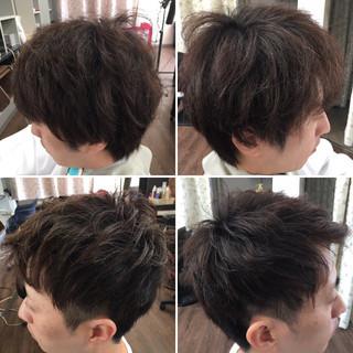 エイさんのヘアスナップ