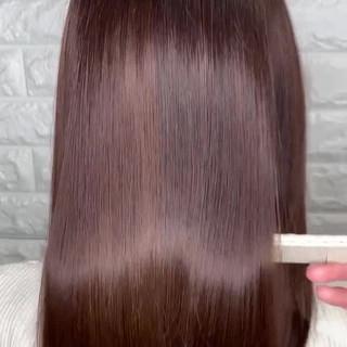 簡単ヘアアレンジ サイエンスアクア 美髪 エレガント ヘアスタイルや髪型の写真・画像