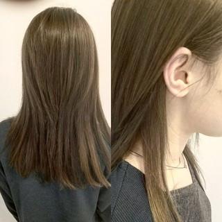 トレンド 暗髪 外国人風 インナーカラー ヘアスタイルや髪型の写真・画像 ヘアスタイルや髪型の写真・画像