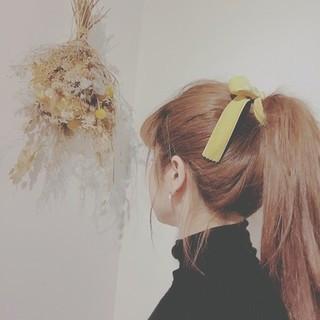 ゆるふわ 冬 ロング デート ヘアスタイルや髪型の写真・画像