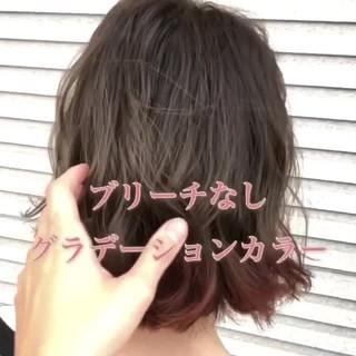透明感 フェミニン モテ髪 ブリーチなし ヘアスタイルや髪型の写真・画像