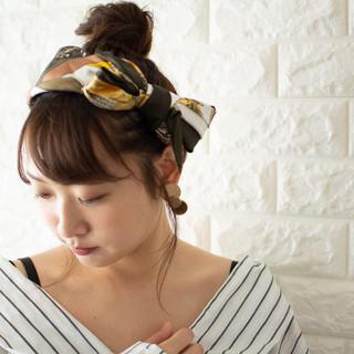 ナチュラル ヘアアレンジ 簡単ヘアアレンジ n. ヘアスタイルや髪型の写真・画像 ヘアスタイルや髪型の写真・画像