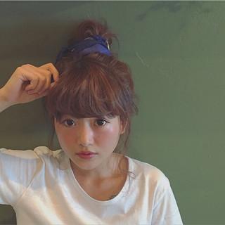 ピュア 夏 フェミニン ボブ ヘアスタイルや髪型の写真・画像