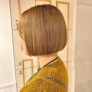 デート ナチュラル 簡単ヘアアレンジ ショートボブ ヘアスタイルや髪型の写真・画像