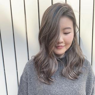 3Dハイライト ビーチガール ロング 外人ヘア ヘアスタイルや髪型の写真・画像