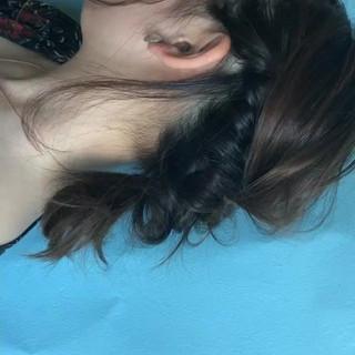 女子会 涼しげ デート 色気 ヘアスタイルや髪型の写真・画像