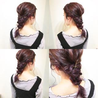 マッシュ フリンジバング ミルクティー 色気 ヘアスタイルや髪型の写真・画像
