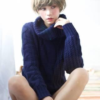 大人かわいい 愛され 外国人風カラー スモーキーアッシュ ヘアスタイルや髪型の写真・画像