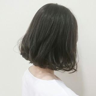 大人かわいい 透明感 デート イルミナカラー ヘアスタイルや髪型の写真・画像